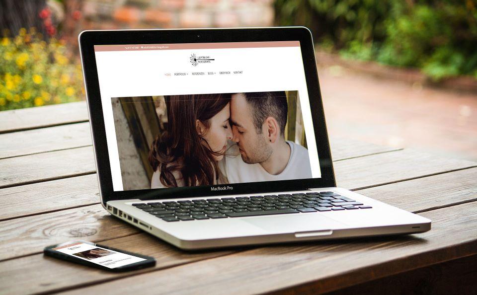 Lichtblicke Fotografie - Referenzen online marketing Internetagentur - modernes Webdesign - Online-Olm - im Raum Erlangen, Nürnberg, Forchheim