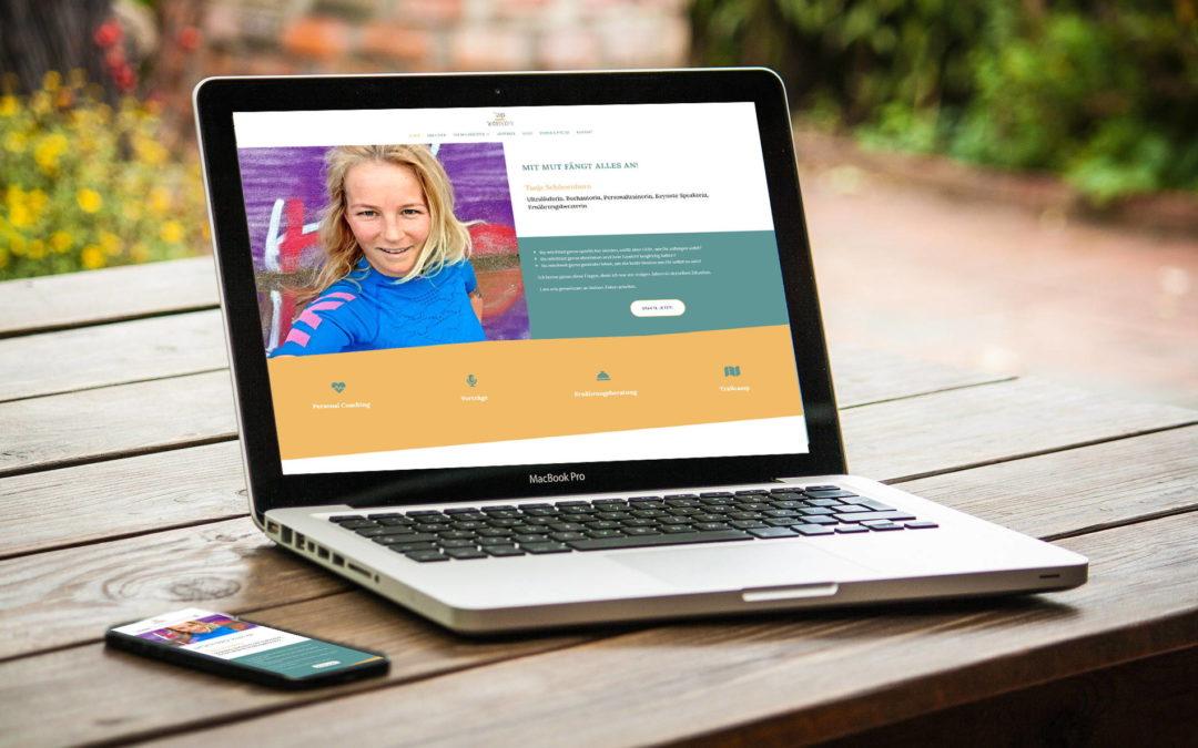 Ultraläuferin & Buchautorin | Tanja Schönenborn